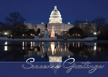 Capitol Reflections Regional Holiday Cards